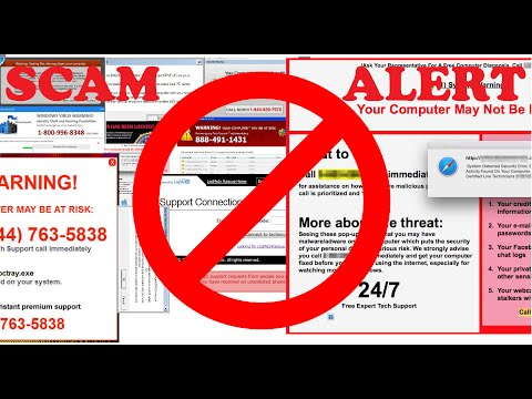 Remove Computer Pop Up SCAM Virus Trojan Horse Phishing Warning Call Macbook eventvwr IRS FBI