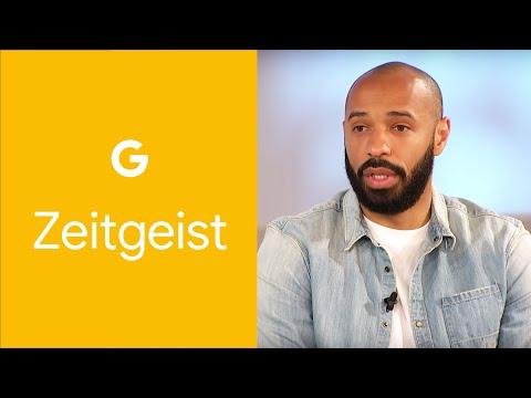 Allez Les Bleus! - Thierry Henry with Jessica Creighton