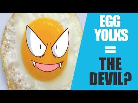 Egg Yolks = Unhealthy? Cholesterol? Heart Disease?   The Egg Yolk Debate
