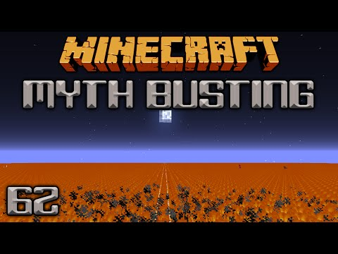 Mob Spawning Changes In 1.8 [Minecraft Myth Busting 62]
