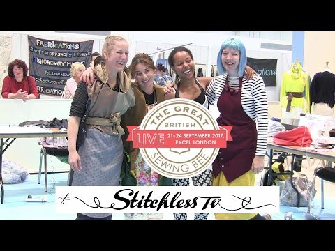 Great British Sewing Bee Live Day 1