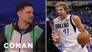 Flula Borg's Take On American Sports | CONAN on TBS