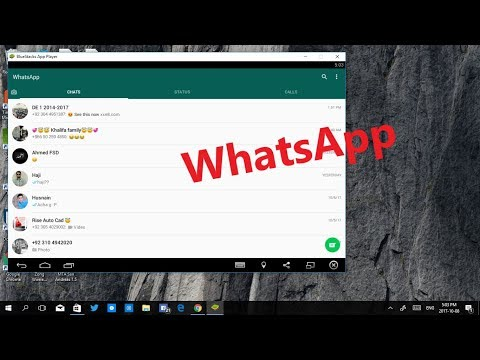 How to run WhatsApp on PC/Computer without QR Code