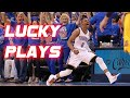 The Luckiest Plays In Sports History  Part 1