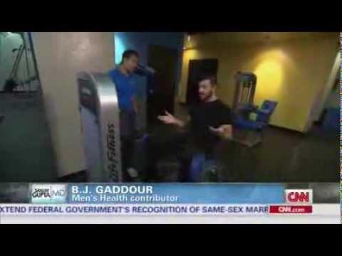 BJ Gaddour on CNN with Dr. Sanjay Gupta