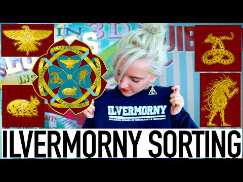 FULL POTTERMORE ILVERMORNY HOUSES SORTING QUIZ (ALL The Questions!)