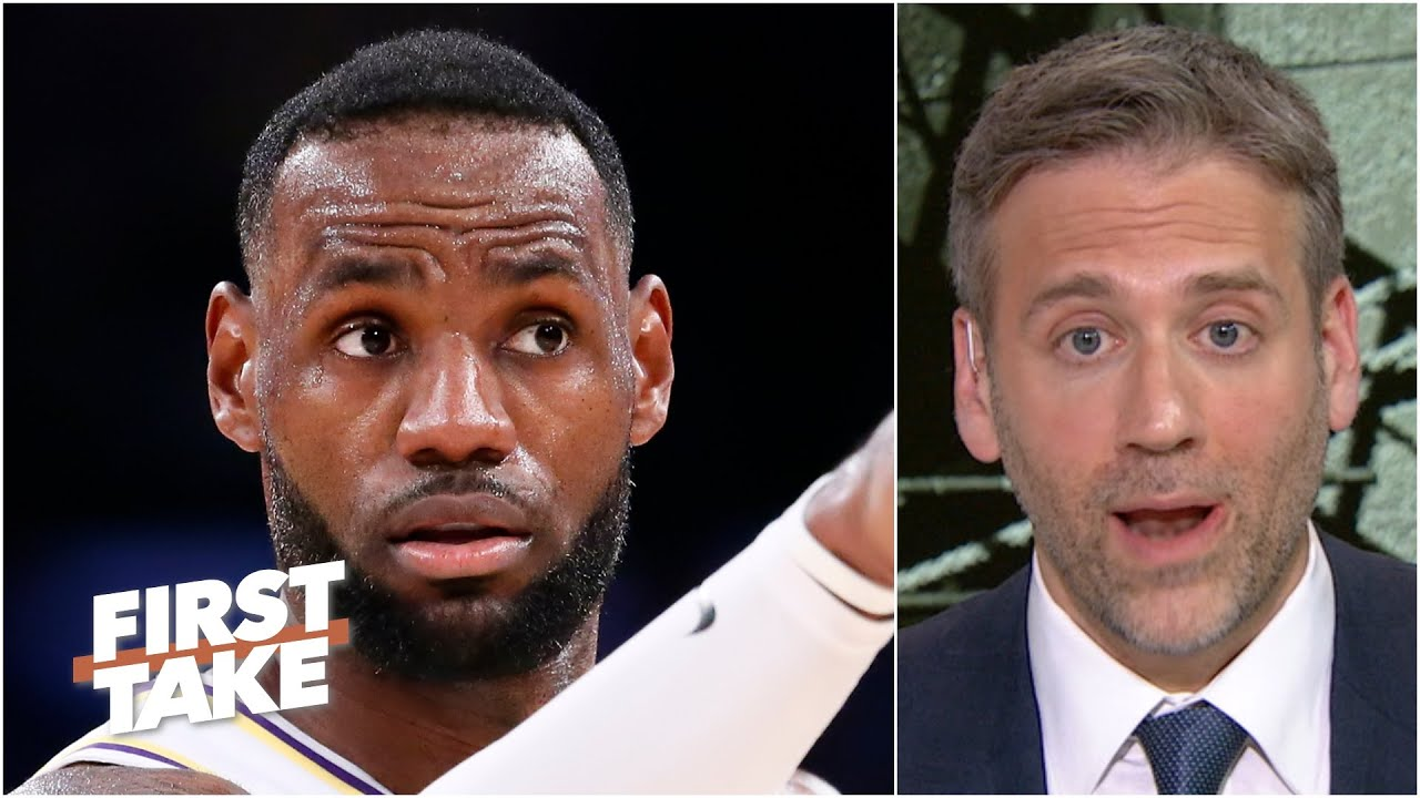 The Lakers should want the play-in tournament instead of the 6 seed - Max Kellerman | First Take