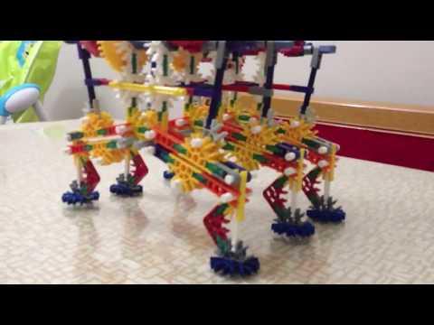 K'nex robot