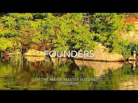 Founders of the Maine Master Naturalist Program