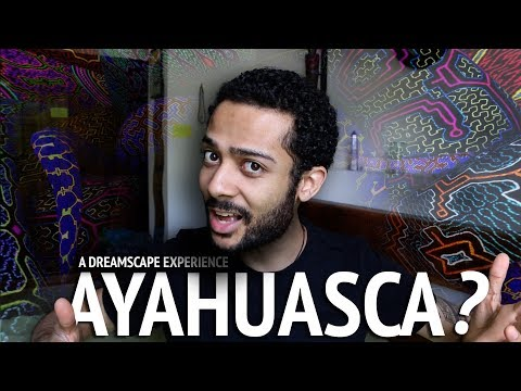 Ayahuasca Ceremony Vomiting!  Without Ayahuasca? (Energy Clearing Experience)
