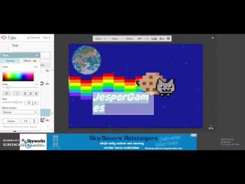 •Design• Nyan Cat Banner!