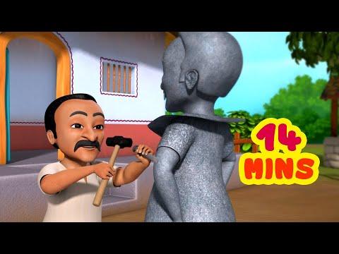 Xxx Mp4 The Idol Maker ಅಜ್ಜಿ ಕಥೆಗಳು Kannada Moral Stories For Kids Infobells 3gp Sex