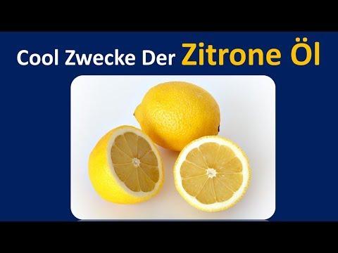Awesome verwendet der Zitrone ätherisches Öl | Husten, Erkältungen und Allgemeine Staus.