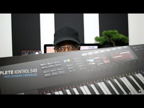 Komplete Kontrol S49 MK2 - Unboxing