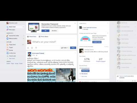how to make someone facebook page admin 2017
