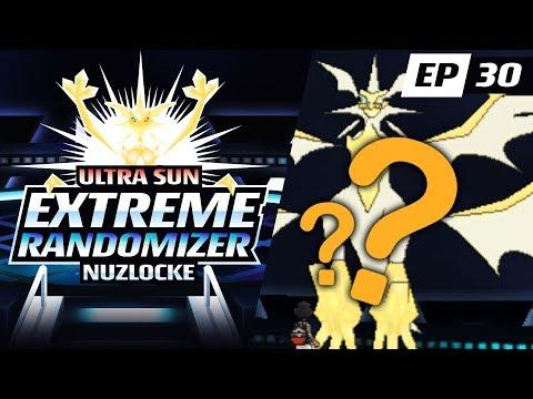 ULTRA NECROZMA RANDOMIZED AS!?! | Pokemon Ultra Sun EXTREME Randomizer Nuzlocke Part 30