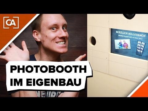 Photobooth im Eigenbau / Übersicht - caphotos.de