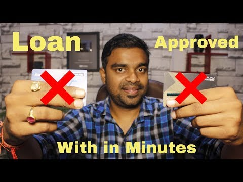 सभी को लोन मिलेगा  - Loan Approved within 2 Minutes without Credit Card  - ZestMoney