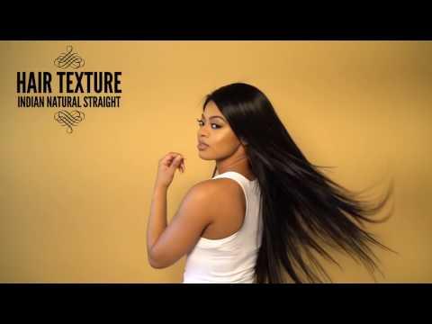 Ondibu Hair Raw Indian Natural Straight