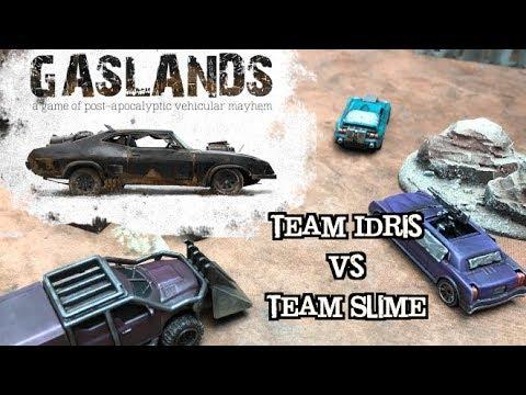 Gaslands Battle Report - Ep 01