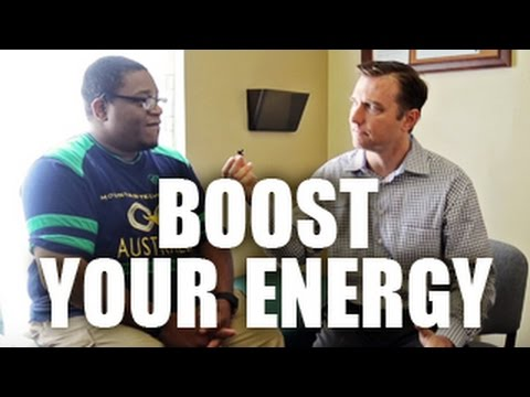 How to Boost Your Energy Webinar