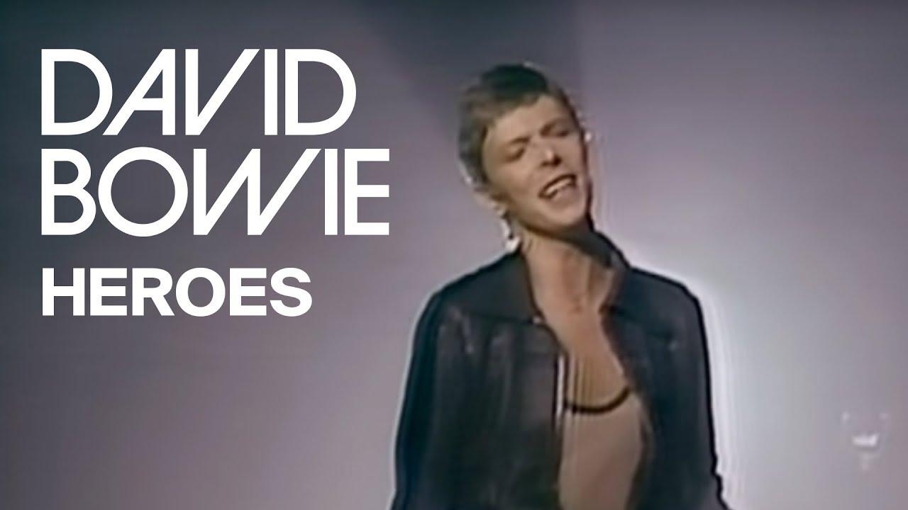 Download David Bowie - Heroes (Official Video) MP3 Gratis