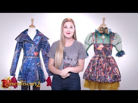 Evie and Dizzy Costumes | Unboxing | Disney Descendants