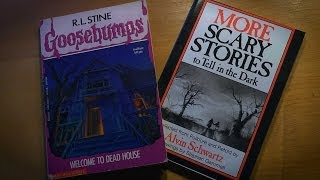 Nostalgic Scary Books - Lookin' at Books (Episode 1)