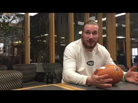 Billings West grad and New York Jet Dylan Donahue discusses first NFL season