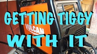 1 goose new toy review Vulcan omnipro 220 welder - PakVim