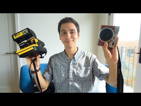 8 Reasons Every Photographer Needs Polaroid Cameras