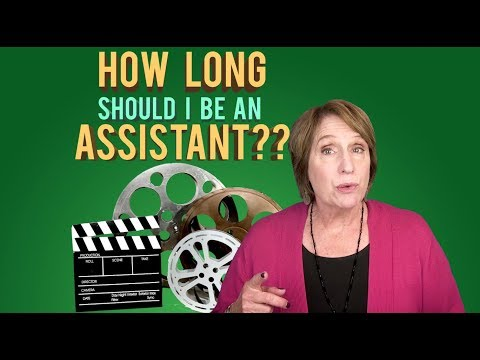 Hollywood Q&A: How Long Should I Stay An Assistant?