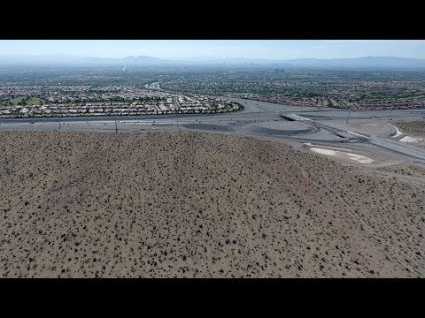 100 free acres in Las Vegas part of bid for Amazon's 2nd HQ