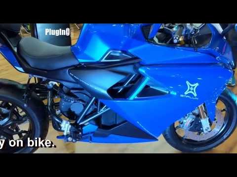 Electric bikes at Autoshow 2018 - Delhi | Okinawa | TVS | Emflux | 22Motors | Ethanol Bike|