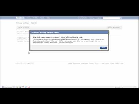 How To Check Your Facebook Privacy Settings