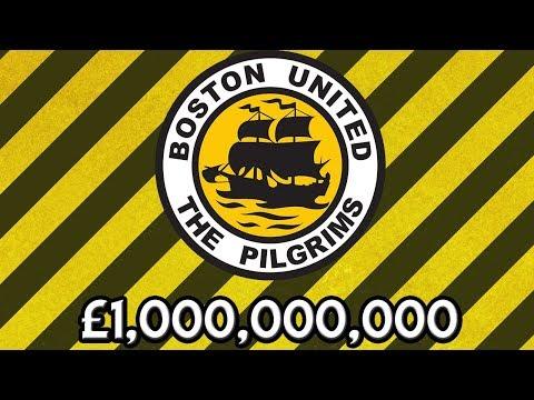 FM18 Experiment: What If A Non-League Team had £1,000,000,000?