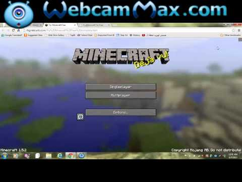 how to play minecraft for free no download