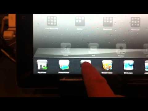 iPad Tip - killing running apps