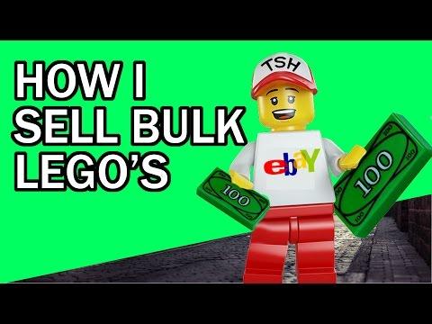 How to Buy Bulk Legos & Sell them on Ebay!