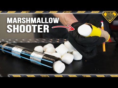 DIY Mallow Blaster