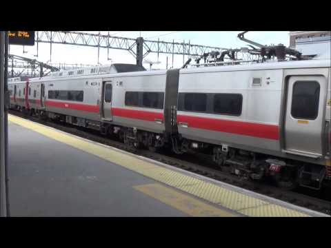 Metro North Ride: New Haven to NYC