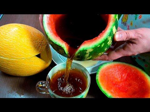 How To Make Watermelon Tea