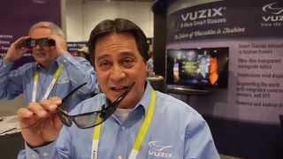 Vuzix next generation Smart Glass design