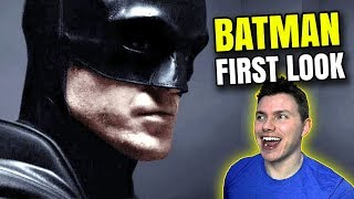 THE BATMAN (2021) First Look Batsuit Test Footage Thoughts