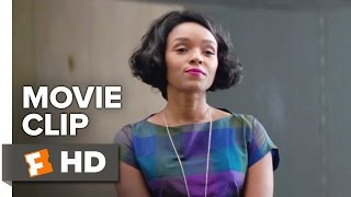Hidden Figures Movie CLIP - Already Be One (2016) - Janelle Monáe Movie