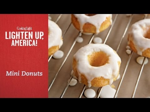 How to Make Mini Donuts