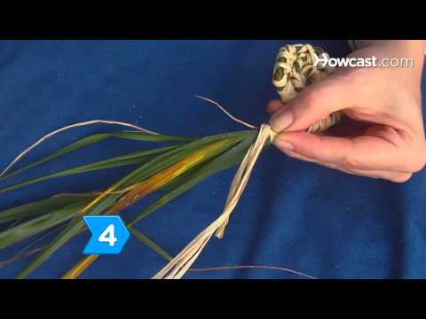 How to Make a Coiled Basket