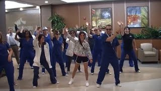 Hospital Surprises 12-Year-Old Cancer Patient with Whip Nae Nae on Last Day
