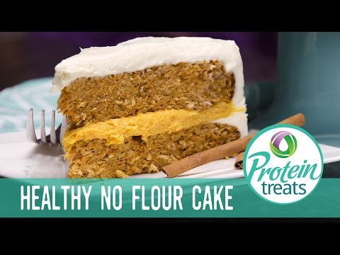 Protein Carrot Cake -  Protein Treats by Nutracelle