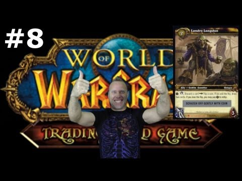 Swifty WowTCG Giveaway #8 (Gameplay/commentary)